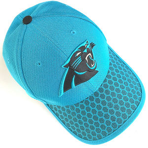 CAROLINA PANTHERS NFL New Era Fitted Hat S/M
